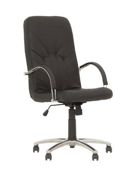 купить Кресло Manager Steel chrome ECO-30 в Кишинёве