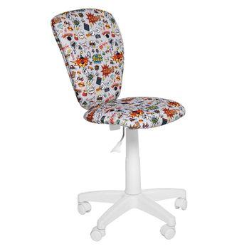 купить Кресло Polly GTS (alb) CM-02 в Кишинёве
