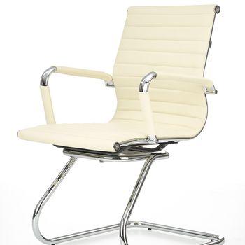 купить Кресло Prestige Skid (кремовый) в Кишинёве
