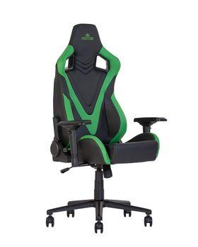 купить Кресло HEXTER PRO R4D Tilt MB70 ECO/02 черный-зеленый в Кишинёве