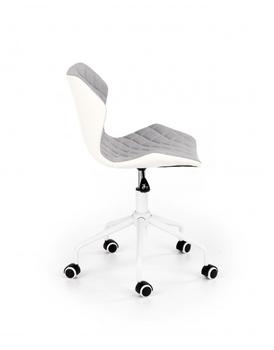 купить Кресло Matrix 3 (gri/alb) в Кишинёве