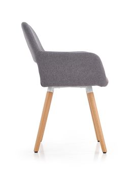 купить Кресло K283 (серый) в Кишинёве