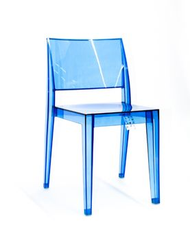 купить Стул Gyza (синий) в Кишинёве