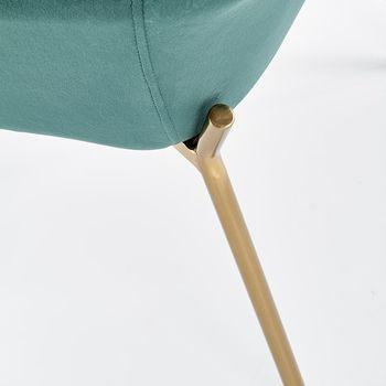 купить Кресло K306 (зеленый) в Кишинёве