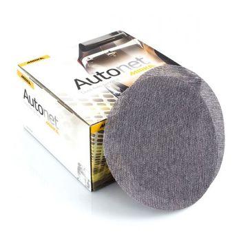 купить Шлифовальный сетчатый диск Mirka AUTONET P120, 150mm AE24105012 50 шт/уп в Кишинёве