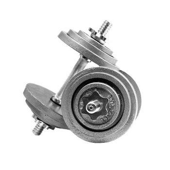 Гантель разборная 20 кг (пара) арт.10243