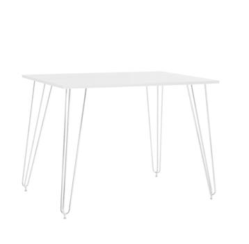 купить Стол Aller white, 1100*700*750 белый (18) в Кишинёве
