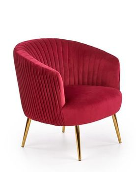 купить Кресло Crown (бордо) в Кишинёве