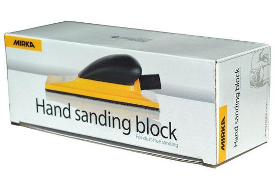 купить Ручной шлифовальный блок Premium 70 x198мм 22 отв. в Кишинёве