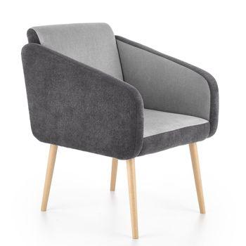 купить Кресло WELL (серый) в Кишинёве