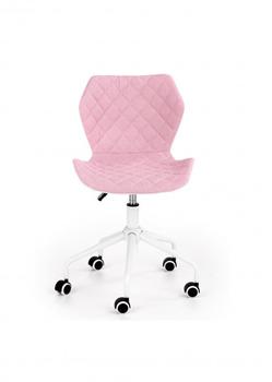 купить Кресло Matrix 3 roz/alb в Кишинёве