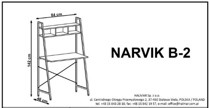 купить Стол  NARVIK B2 в Кишинёве