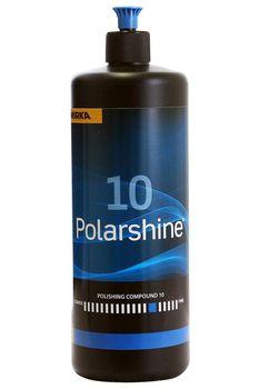 купить Полировальная паста Polarshine 10 - 1л в Кишинёве