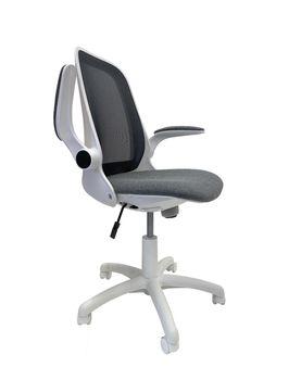 купить Кресло Glory GTP белый TILT PW62 OH/14 ZT-13 в Кишинёве