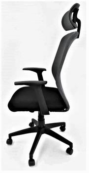 купить Spider 770S HB - кресло (черный) в Кишинёве