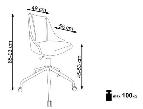 купить Кресло Break (серый) в Кишинёве