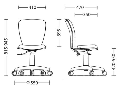купить Кресло Polly GTS CM-04 в Кишинёве