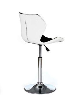 купить Стул MATRIX 2 (белый/серый) в Кишинёве