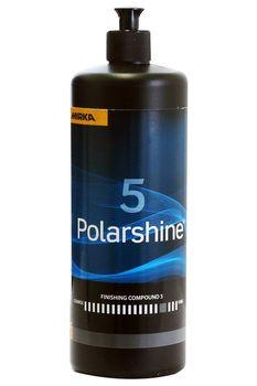 купить Полировальная паста Polarshine 5 - 1л в Кишинёве