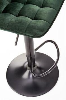 купить Scaun H95 hoker (negru/verde) в Кишинёве