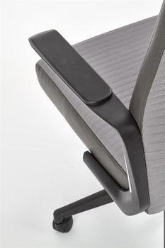 купить Кресло Arezzo (черный/белый) в Кишинёве