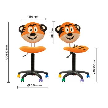 купить Кресло Tiger GTS в Кишинёве