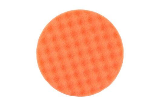 купить Рельефный поролоновый полировальный диск 150x25мм, оранжевый 2 шт. в упаковке в Кишинёве
