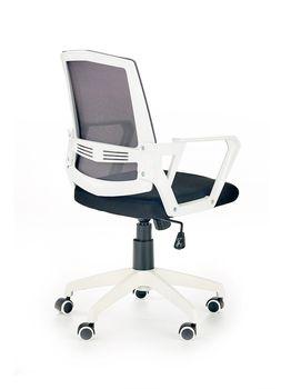 купить Кресло ASCOT (черный/серый/белый) в Кишинёве