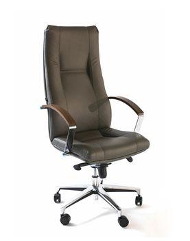 купить Кресло KING steel chrome LE-N/LE-N 1.031 в Кишинёве