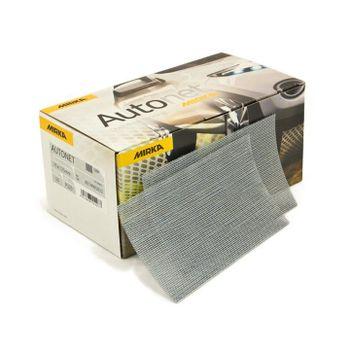 cumpără Bandă abrazivă Mirka Autonet 70x198mm P80, AE15005080, 50 buc/cut în Chișinău