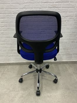 cumpără Formula OC - scaun oficiu, albastru în Chișinău