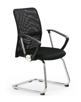 купить Кресло VIRE SKID (черный) в Кишинёве