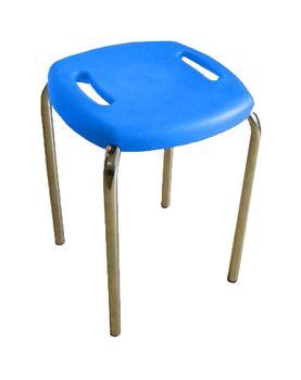 купить Стул BOOM chrome K21 синий в Кишинёве