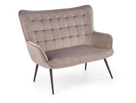 купить Кресло Castel XL (серый) в Кишинёве