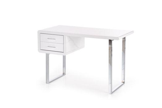 купить Стол B30 (белый/хром) в Кишинёве