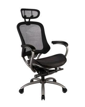купить Кресло Avangard HB, черный в Кишинёве
