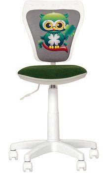 купить Кресло Ministyle GTS White Sova в Кишинёве