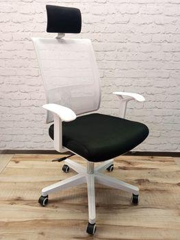 купить Кресло Alex W008 черный в Кишинёве