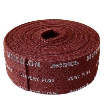 купить Шлифовальный войлок Mirka MIRLON MF, 2000, 115 мм х 10 м, 805BY001953R в Кишинёве