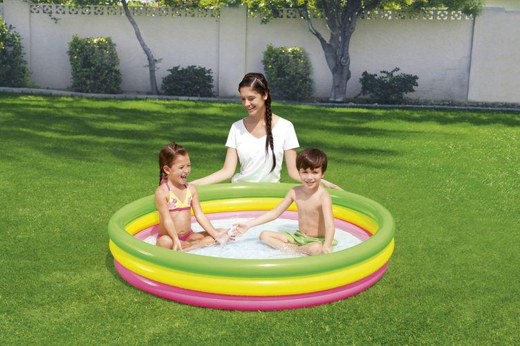 cumpără Piscina gonflabila Copii d152cm h30cm 51103 în Chișinău