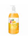 Крем-мыло жидкое увлажняющее Milana манго и лайм