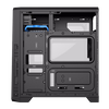 купить Case ATX Gamemax G561 Black, Transparent side panel в Кишинёве