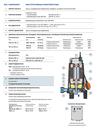 купить Дренажный фекальный электронасос с измельчителем Pedrollo TRITUS TRm1.1 1.1 кВт в Кишинёве