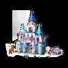 купить КОНСТРУКТОР GIRL IS DREAM Sapphire Castle 818pcs в Кишинёве