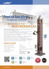 Дымоходная система керамическая - LEIER MULTIKERAM LAS