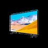 """55"""" LED TV Samsung UE55TU8000UXUA, Black"""