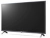 "65"" TV LG 65UN73506LB, Black (SMART TV)"