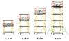 купить Ascara.Вышка BCP -1 тура модульные передвижные  (1.6 x 0.7) в Кишинёве