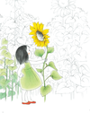 купить Emy si floarea-soarelui. Povestioarele mele Montessori - Eve Herrmann в Кишинёве