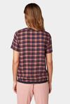 Блуза TOM TAILOR В клетку 1015900